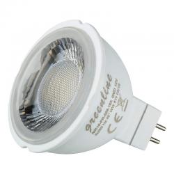 8 Watt COB MR16 Spot 12V  warmweiß  #396